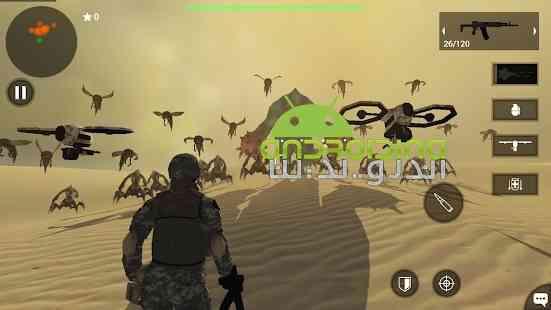 Earth Protect Squad- بازی اکشن گروه محافظ زمین