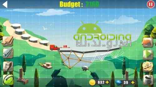 Elite Bridge Builder- Mobile Fun Construction Game - بازیسرگرم کننده نخبه سازنده پل