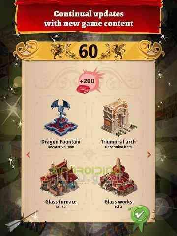 دانلود Empire Four Kingdoms 1.45.17 بازی امپراطوری پادشاه چهارم اندروید 1