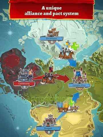 دانلود Empire Four Kingdoms 1.45.17 بازی امپراطوری پادشاه چهارم اندروید 2
