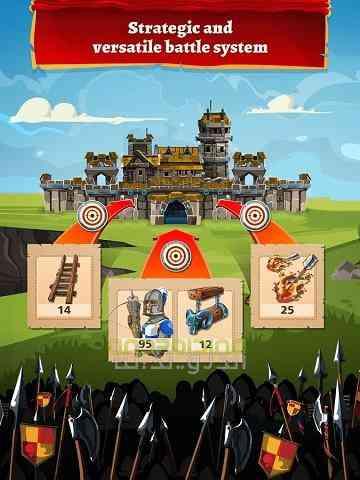 دانلود Empire Four Kingdoms 1.45.17 بازی امپراطوری پادشاه چهارم اندروید 3