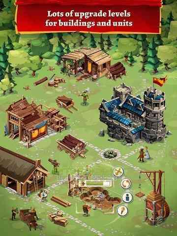 Empire Four Kingdoms - بازی امپراطوری پادشاه چهارم