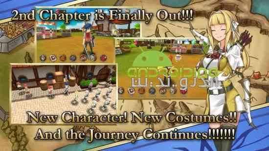 Epic Conquest - بازی نقش آفرینی تسخیری حماسی