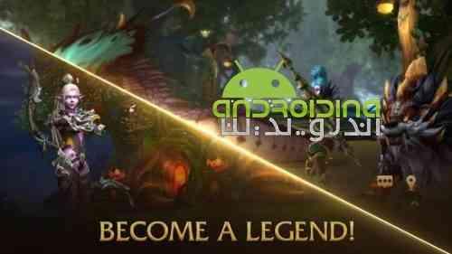 Era of Legends - World of dragon magic in MMORPG - بازی عصر افسانه ها
