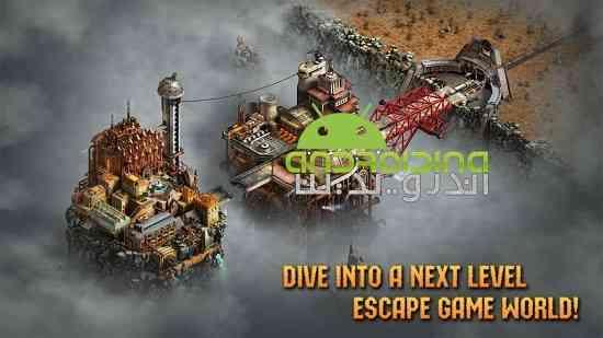 Escape Machine City - بازی ماشین فرار از شهر