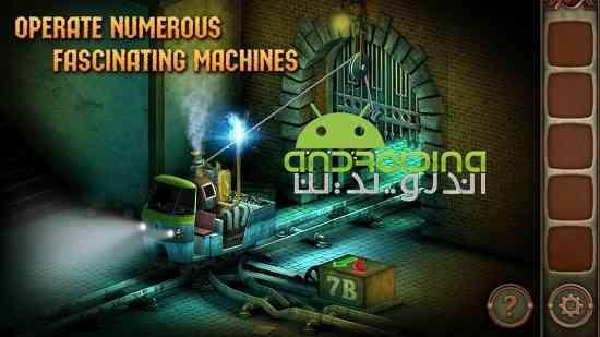 دانلود Escape Machine City 1.25 بازی ماشین فرار از شهر اندروید 4