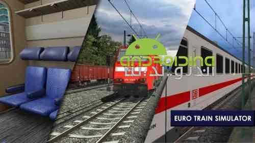Euro Train Simulator 2 - بازی شبیه ساز قطار اروپایی 2