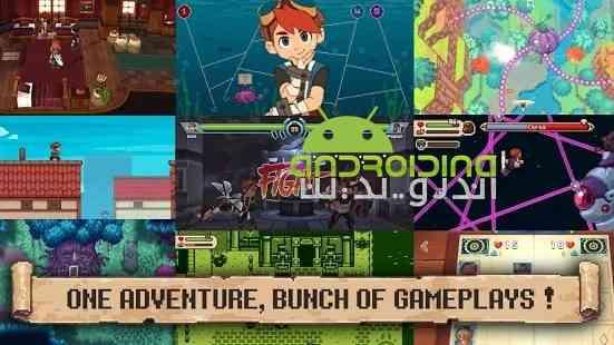 Evoland 2 - بازی نقش آفرینی سرگرم کننده ایوولند 2