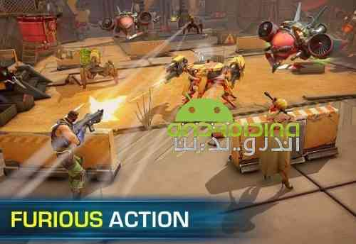 Evolution 2: Battle for Utopia - بازی اکشن تکامل 2: نبرد برای اتوپیا