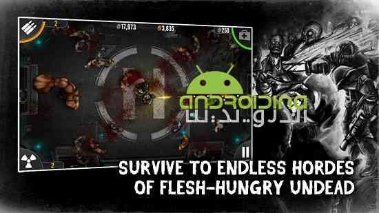 دانلود Extinction: Zombie Survival 1.0.1_4577 بازی انقراض: زنده ماندن زامبی اندروید 1