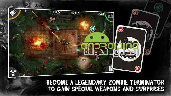 دانلود Extinction: Zombie Survival 1.0.1_4577 بازی انقراض: زنده ماندن زامبی اندروید 3