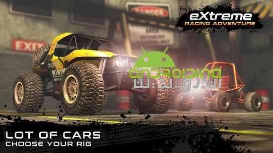 Extreme Racing Adventure - بازی ماجراجویی در مسابقه بی نهایت