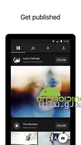دانلود EyeEm – Camera Photo Filter 5.14.2 ویرایشگر قدرتمند تصاویر 1