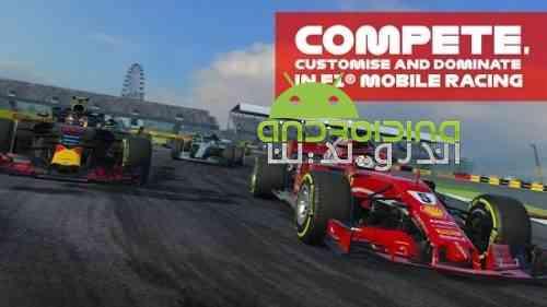 F1 Mobile Racing - بازی مسابقه ای فرمول 1