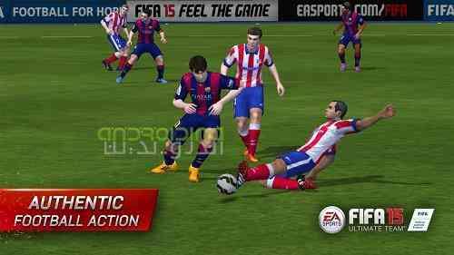 FIFA 15 Ultimate Team | بازی فیفا 15 اندروید