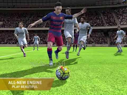 FIFA 16 Ultimate Team | بازی فیفا 16 اندروید
