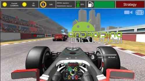 FX-Racer Free - بازی مسابقات رایگان اف ایکس