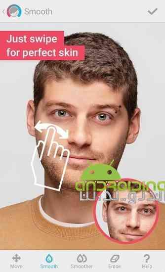 دانلود Facetune 1.1.0 برنامه ویرایش حرفه ای چهره برای اندروید 2