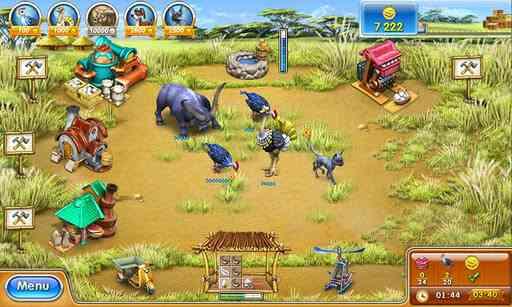 Farm Frenzy 3 - بازی مزرعه داری فارم فرنزی 3 اندروید