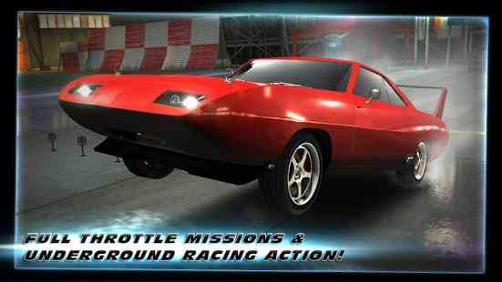 دانلود Fast & Furious 6: The Game v4.0.0 بازی انلاین سریع و خشن
