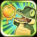 بازی سرگرم کننده تمساح گرسنه Feed Me 1.2.5