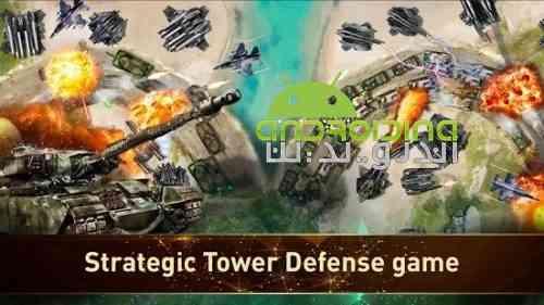 Tower Defense: Final Battle LUXE - بازی نبرد نهایی لوکس