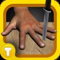 بازی سرگرم کننده Fingers Vs Knife 3D