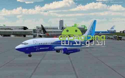 Flight 787 – Advanced - بازی شبیه ساز پرواز 787 - پیشرفته
