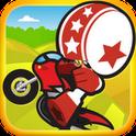 بازی موتور سواری فانتزی Flip Riders v1.2.1 Unlock
