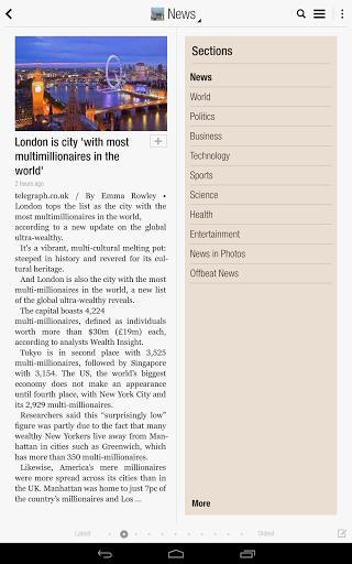 دانلود Flipboard Your News Magazine 4.0.13 فیلپ بورد اندروید 1
