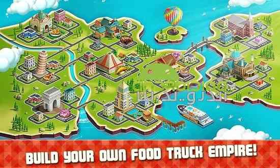 دانلود Food Truck Chef 1.1.8 بازی کامیون سرآشپز غذا اندروید 2
