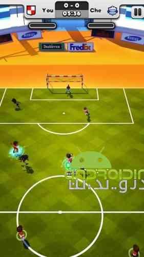 Football Fred - بازی ورزشی سرگرم کننده فوتبال فِرِد