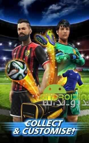 Football Strike – Multiplayer Soccer - بازی ضربات فوتبالی - فوتبال چند نفره