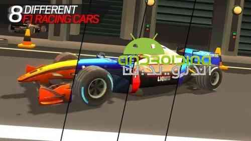 Formula 1 Race Championship - بازی مسابقات قهرمانی فرمول 1