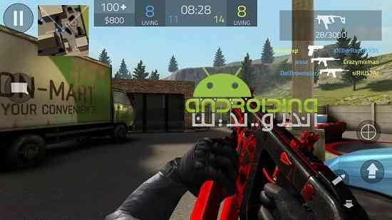 Forward Assault - بازی اکشن حمله به جلو