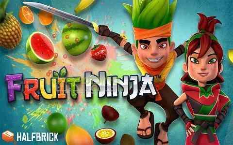 Fruit Ninja | بازی زیبای بریدن میوه ها - نسخه Paid