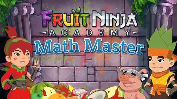 Fruit Ninja Math Master - بازی نینجای میوه ها : استاد ریاضی