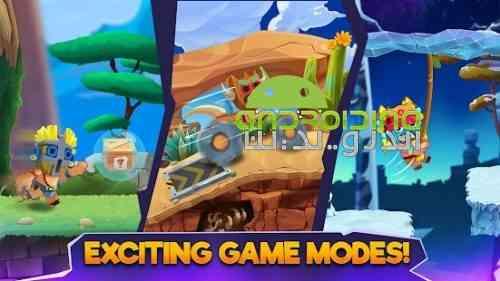 Fun Race: Multiplayer Car, Run, Rope Games - بازی مسابقات سرگرم کننده