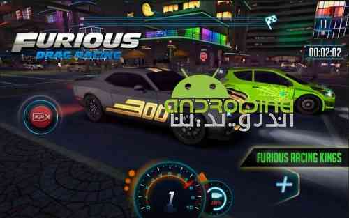 Furious 8 Drag Racing - 2018's new Drag Racing - بازی مسابقه خشمگین 8