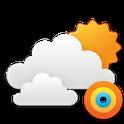 GO Weather v1.9.14 پیش بینی وضع آب و هوا