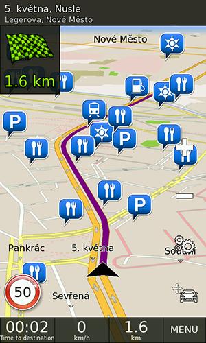 GPS Navigation - مسیریاب آفلاین فوق العاده اندروید