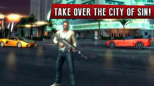 دانلود بازی جنگی و هیجان آور Gangstar Vegas برای اندروید