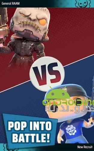 Gears POP! - بازی استراتژیک نابود کردن چرخ دنده ها