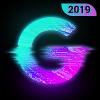 Glitch Photo Editor -VHS & glitch effect