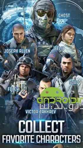 Call of Duty: Global Operations - بازی ندای وظیفه: عملیات جهانی