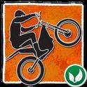 بازی موتور سواری فوقالعاده GnarBike Trials Pro v1.3.0