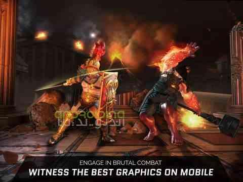 Gods Of Rome - بازی جنگی خدایان روم اندروید محصول کمپانی بزرگ گیم لافت