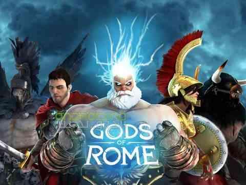 دانلود Gods Of Rome 1.5.0a بازی جنگی مبارزه ای خدایان روم اندروید 2