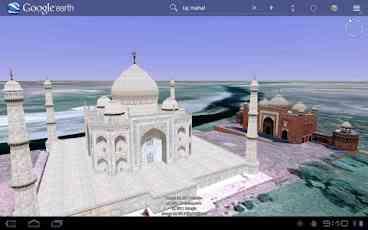 Google Earth گوگل ارث اندروید | نقشه های ماهواره ای گوگل
