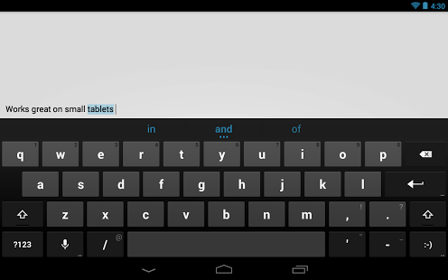 Gboard - the Google Keyboard کیبرد گوگل با پشتیبانی از زبان فارسی